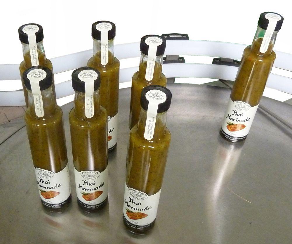 bottle-labelling